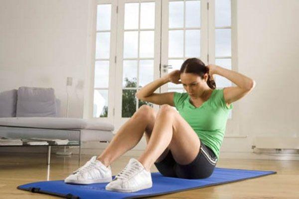 Растяжение задней мышцы бедра