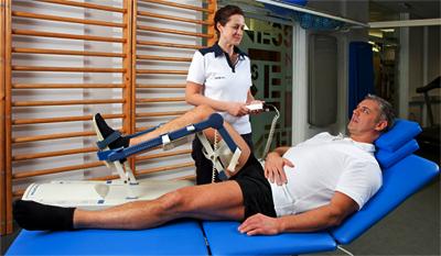 Восстановление подвижности суставов после перелома