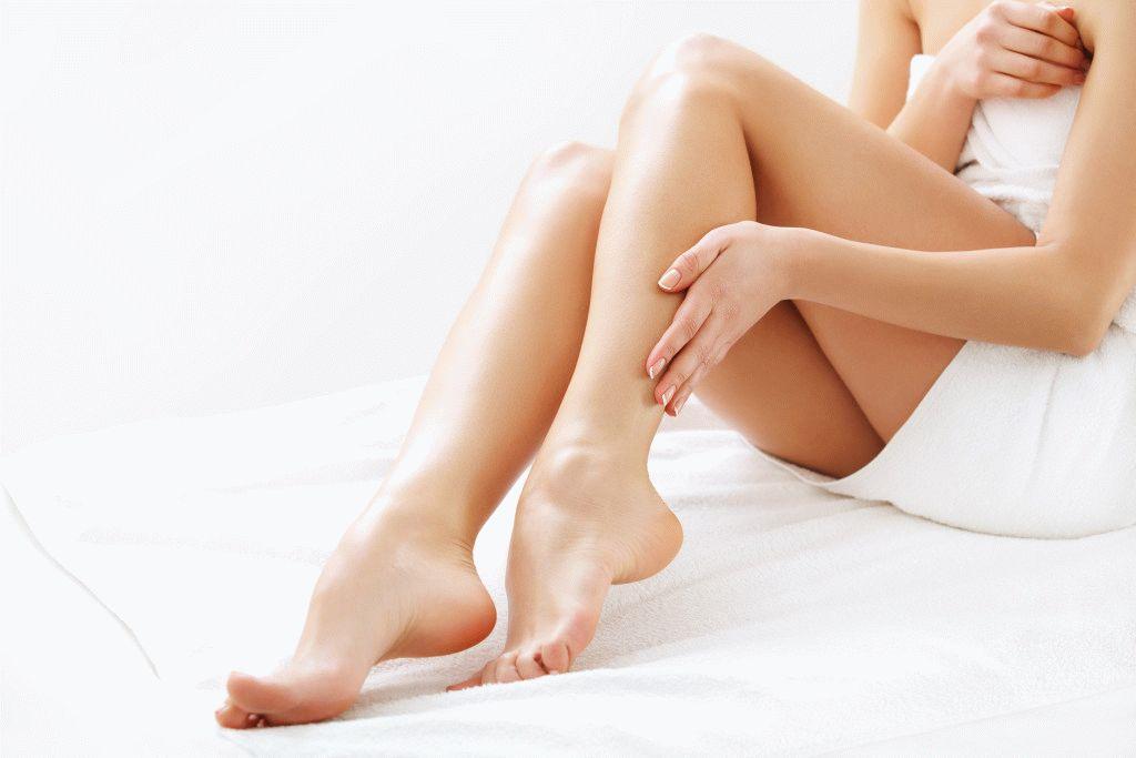 Ночью сильно болят ноги ниже колен