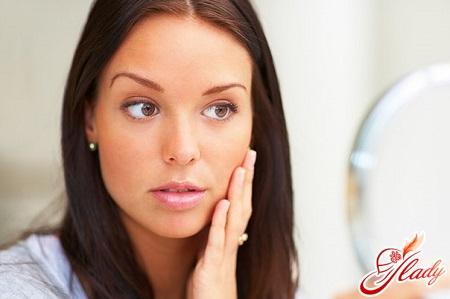 Красное пятно на носу: что это такое, почему не проходит?
